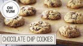 Make The Best Chocolate Chip Cookies